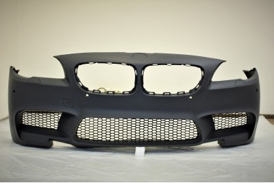 Передний бампер 5 серии F10 M look